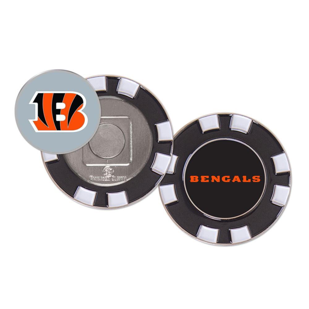 Cincinnati Bengals WinCraft Golf Poker Chip - No Size