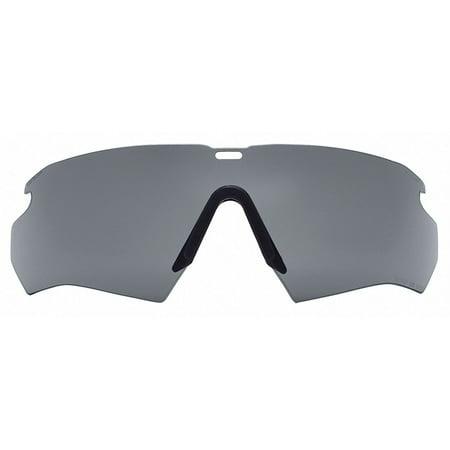 Ess Snap (Ess Replacement Lens, Smoke Gray,  Anti-Fog Universal  )