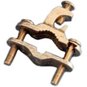 Erico EK17 Ground Clamp, 1/2 to 1 in, #10 to 2 AWG
