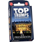 Top Trumps US Presidents Card Game
