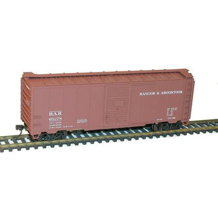 Accurail 3552 HO Scale KIT 40 FT AAR Single Door Boxcar - Bangor & Aroostook