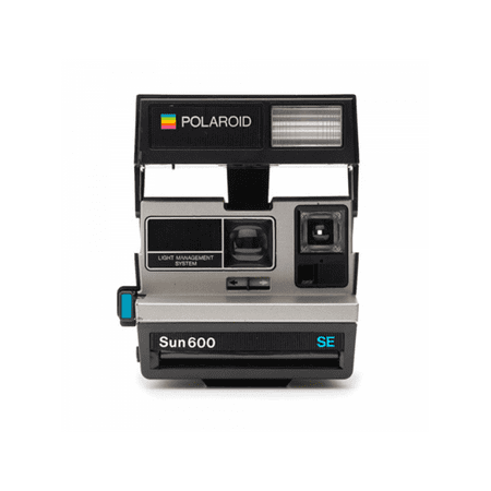Polaroid Originals Sun 600 SE Instant Film Camera (The Best Polaroid Camera 2019)
