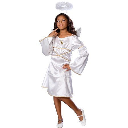 Baby Angel Costumes (Bratz Deluxe Angel Costume Rubies)