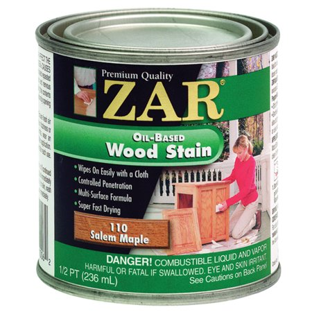 Zar Oil Based Transparent Wood Stain