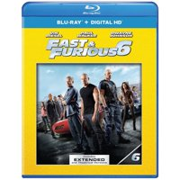 Fast & Furious 6 (Blu-ray + Digital Copy)