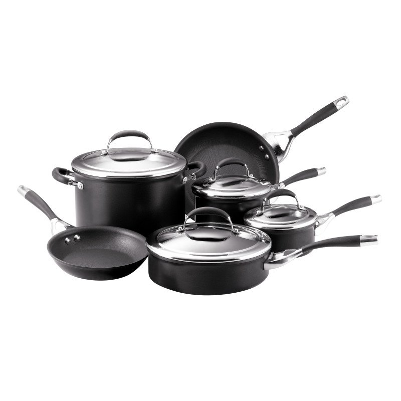 Circulon 10-Piece Nonstick Cookware Set