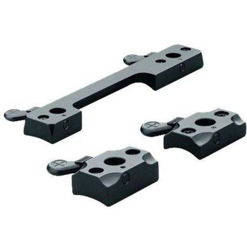 Leupold 51709 2-Piece Quick Release Base for Weatherby Mark V, Matte Black by LEUPOLD & STEVENS INC