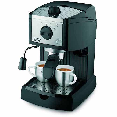 DeLonghi 15-Bar Pump Espresso and Cappuccino Maker
