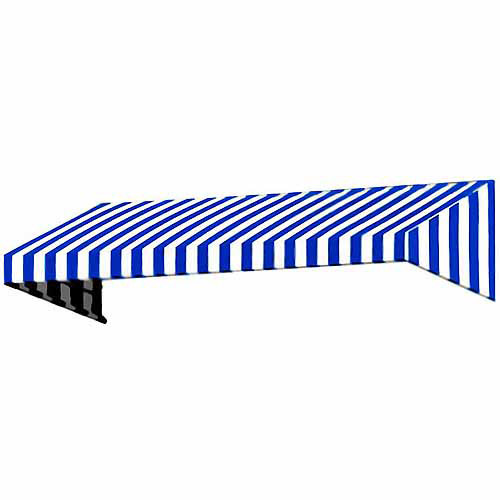 New Yorker Slope Rigid Valance Awning