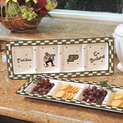 Purdue Gameday Relish Tray