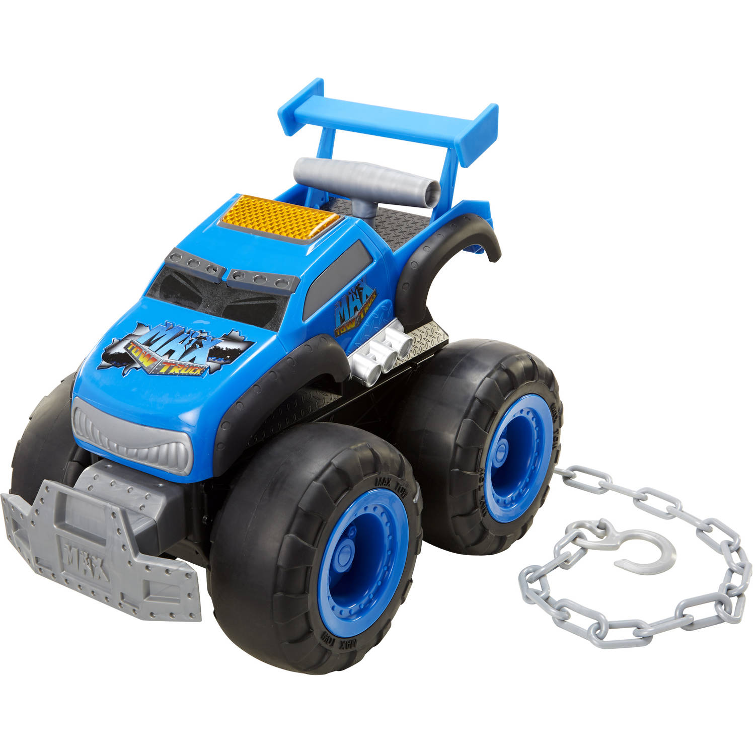 Max Tow Truck Turbo Speed, Blue