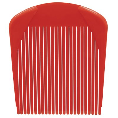 SCALPMASTER BARBER BLENDING FLAT TOP COMB EA (Tom Combs)