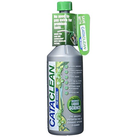 Cataclean Engine Catalytic Converter Cleaning Treatment for Diesel & Cars 450ml ()