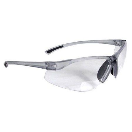 Radians C2-110 Bi-Focal Reading Safety Glasses with Clear 1.0 (Best Radians Eye Glasses)