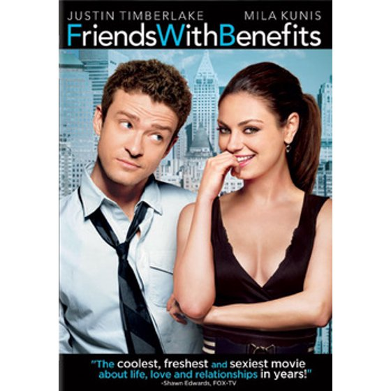 2e6aecb89036d Friends with Benefits (DVD)