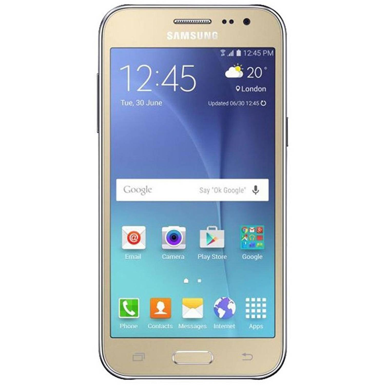 Samsung Galaxy J2 J200M GSM Smartphone (Unlocked)