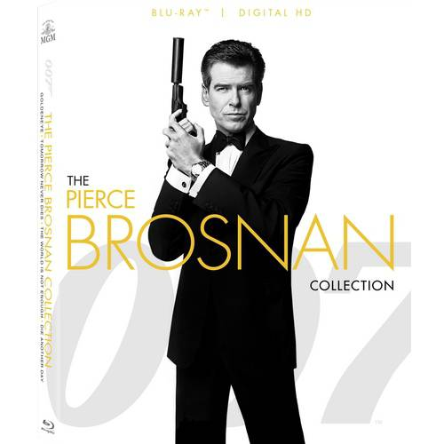 007: The Pierce Brosnan Collection (Blu-ray + Digital HD) by Mgm