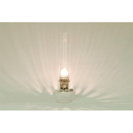 Aladdin Lamps Clear Genie III Lamp with nickel hardware #C6107N or #100007396](Genie Lamp)