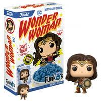 Funko Funko DC Wonder WOman Breakfast Cereal