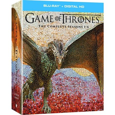 Game Of Thrones  The Complete Season 1 6  Blu Ray   Digital Hd