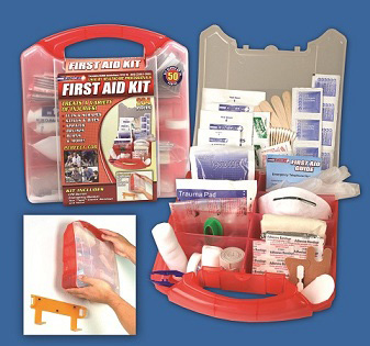 Ddi 234 PIece First Aid Kit