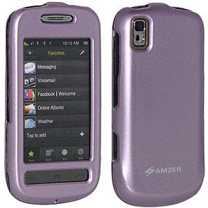 Premium Polished Lilac Snap On Hard Shell Case for Samsung Instinct s30 SPH-M810, Sprint Samsung Instinct s30