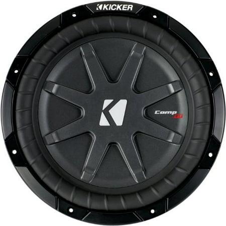 - Kicker 40CWRT101 400 Watt Dual Voice Coil 1 Ohm CompRT 10-Inch Subwoofer