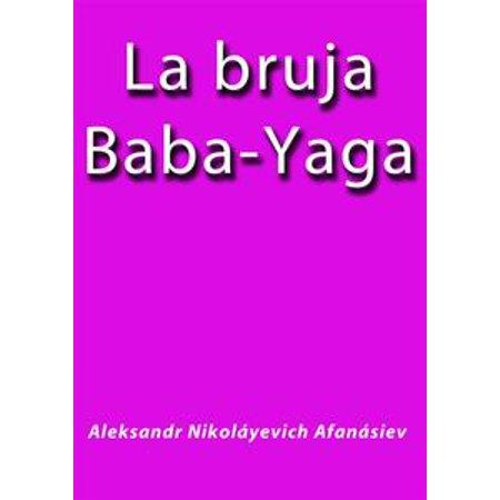 La bruja Baba Yaga - eBook](Baba Yaga Halloween)