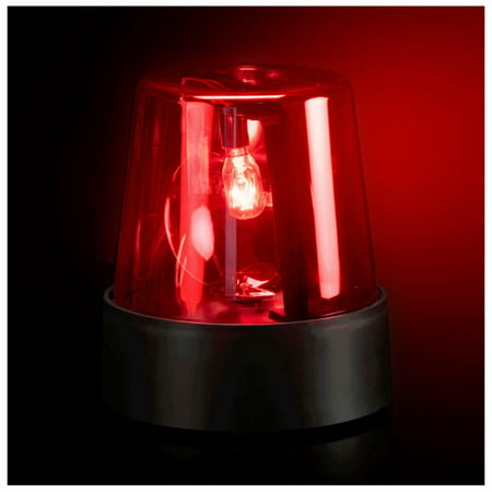 New Red DJ Lighting Rave Club Stage Effect Light Beacon - Red Police Beacon