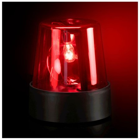 New Red DJ Lighting Rave Club Stage Effect Light Beacon](Red Beacon Light)