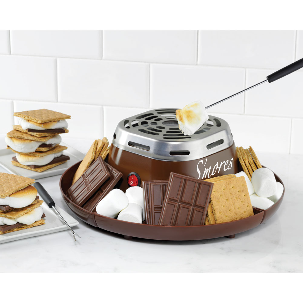 Nostalgia SMM200 Electric S'mores Maker