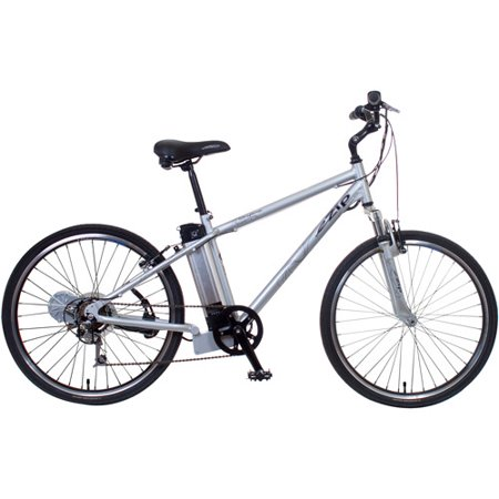 Ezip Skyline Electric Bike Silver Walmart