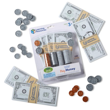 Learning Resources® Pretend & Play Money