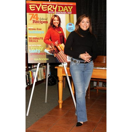 Rachael Ray At Arrivals For Rachael Ray Every Day Magazine Launch & Signing Barnes & Noble New York Ny October 20 2005 Photo By Dima GavryshEverett Collection Celebrity