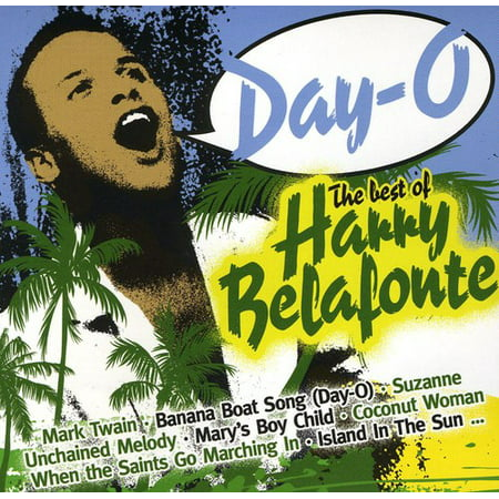 Day O  The Best Of Harry Belafonte