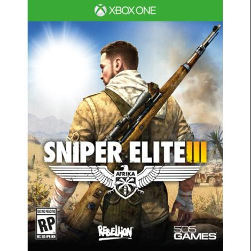 505 Games Sniper Elite 3 - Third Person Shooter - Xbox One (71501706)