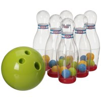 Little Tikes Clearly Sports Bowling Set
