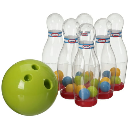 Little Tikes® Clearly Sports™ Bowling (Greenwood Bowling)