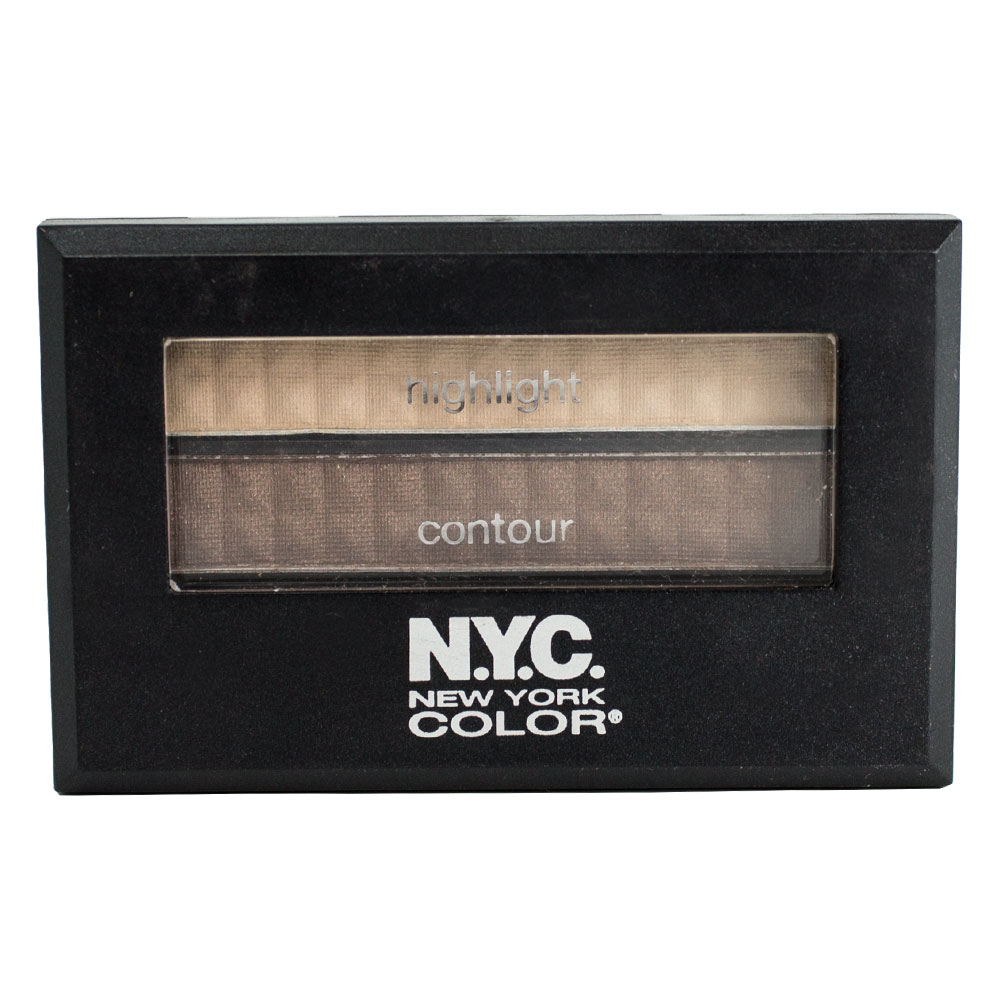 NYC New York Color City Duet Eyeshadow - 810A Eastside Brownstone