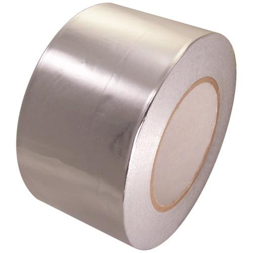 AF-20R 3 inch x 50 yards Aluminum Foil Tape with liner