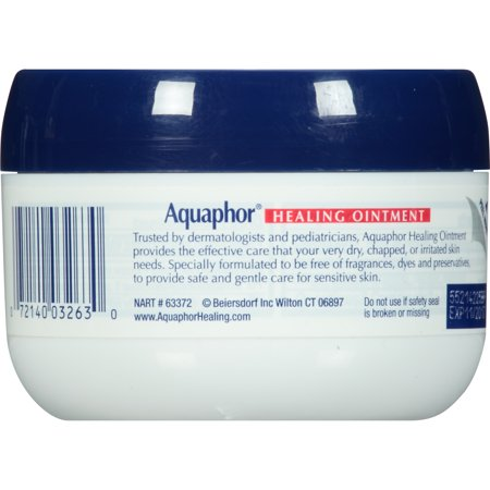 Best Aquaphor Advanced Therapy Healing Ointment Skin Protectant 3.5 oz. Jar deal