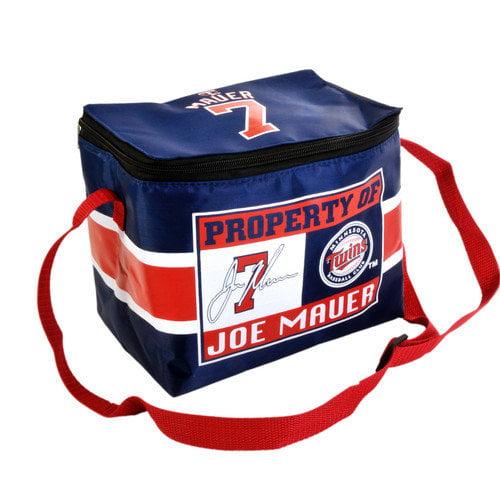 MLB Zipper Lunch Bag Boston Red Sox