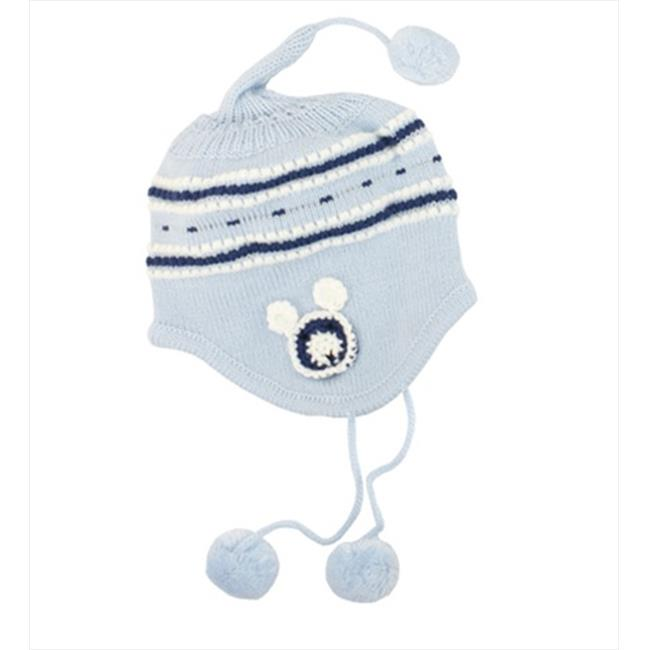 CoverYourHair 50792 Light Blue Adorable Kids Trooper Hat