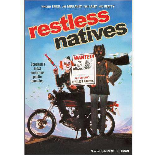 Restless Natives (Widescreen)