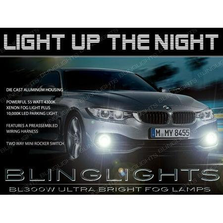 New 2014 2015 BMW 4-Series Fog Lamp Driving Light Kit F32 F33 F36 Xenon Pair