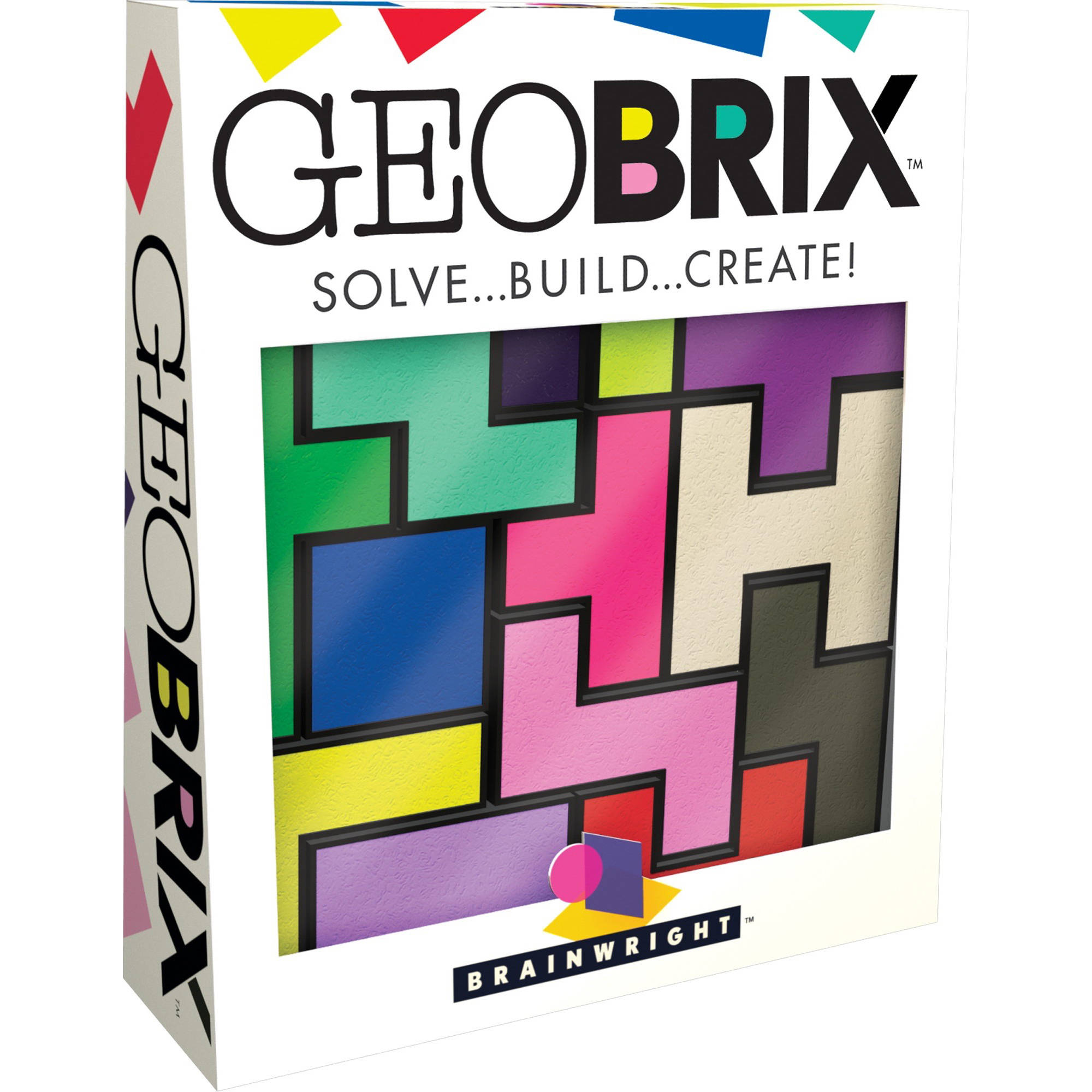 GeoBrix: Solve, Build, Create