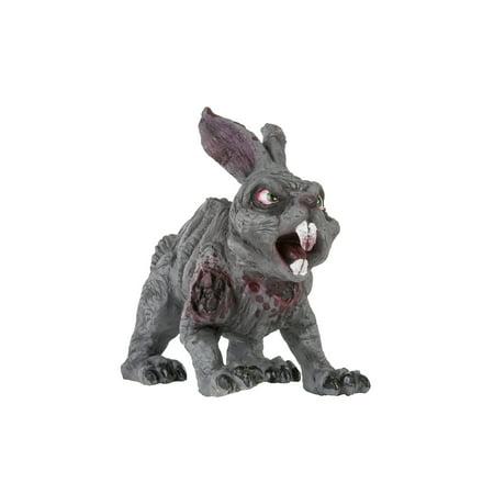 Zombie Rabbit Prop Halloween Decoration