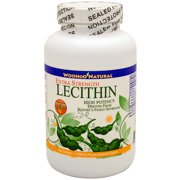 WooHoo Natural Extra Strength Lecithin 180 Softgels - 3 Months