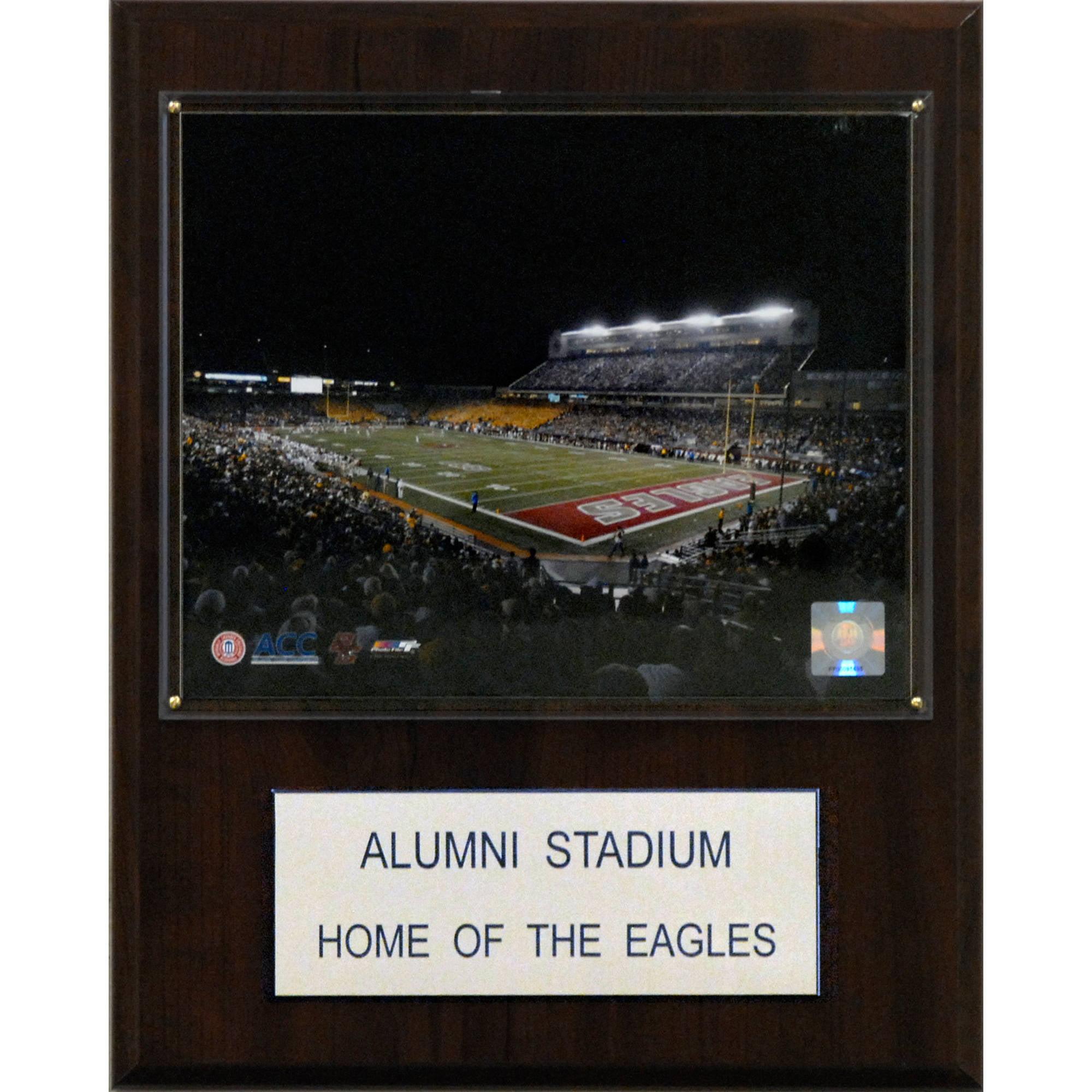 C&I Collectables NCAA Football 12x15 Alumni Stadium Stadium Plaque