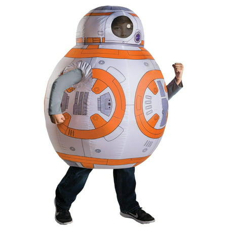 Bb-8 Halloween Costume (Star Wars: The Force Awakens - BB-8 Inflatable Child)